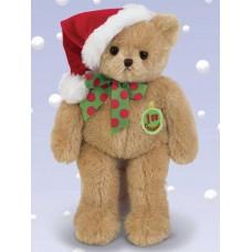 Bearington Bear 1st Christmas Teddy Bear