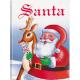 'Santa' Personalized Book