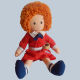"""Little Orphan Annie"" by Knickerbocker"