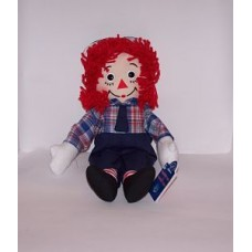"Raggedy Andy 17"" Doll"