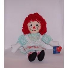 """Raggedy Ann 17"""" Doll"""